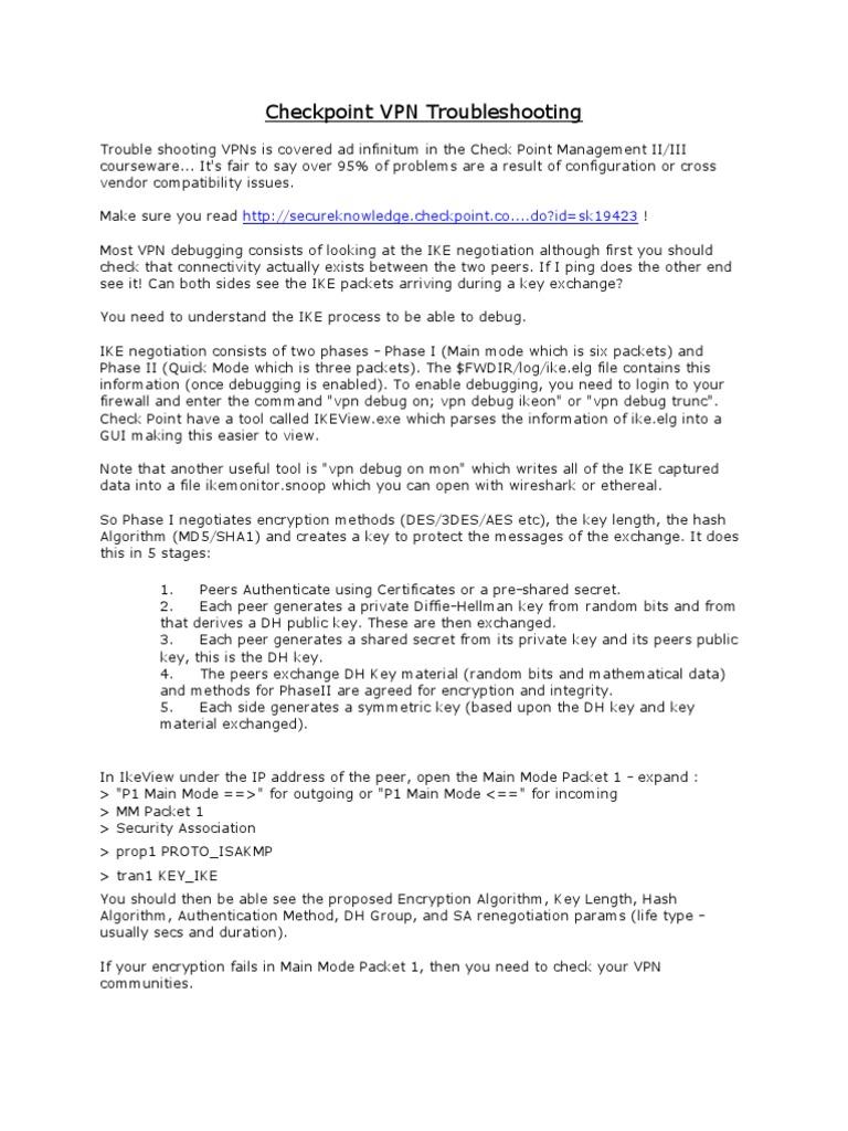 Checkpoint Vpn Key Install - peaklinoa