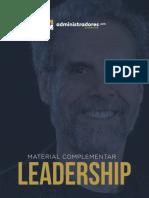 Leitura+Complementar+ +Leadership+a+Masterclass