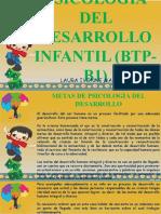 2 Psicología Del Desarrollo Infantil CLASES 5to Semestre BTP-B1 10-SEP-2021