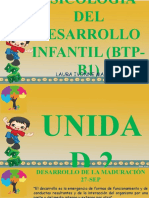 2 Psicología del Desarrollo Infantil CLASES 5to semestre BTP-B1 27-SEP-2021