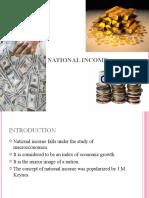 National income man
