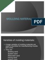 Moulding materials