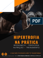 Hipertrofia Na Pratica