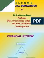 financial derivatives1