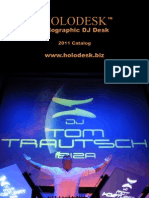 HoloDesk Cataloque-USDList-2011Q1_App