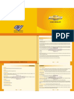 extended warranty booklet