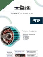 La protection des moteur en BT