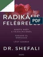 Dr. Shefali Tsabary - RADIKÁLIS FELÉBREDÉS