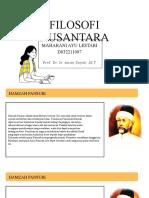 BAB VI Filosofi Nusantara