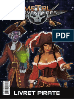 Metal Adventure - Livret Pirate