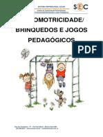 Psicomotricidade - Brinquedos e Jogos Pedagógicos