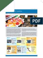 FMCG PC&IS Capabilities