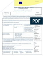 Form C1 - Antragsformular Schengenvisum de-Eng-Ind 2020 (Austria)