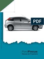 Manual del Focus Ghia Duratec