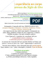 Ppt4HT2OposiçõesBarrocasCorpoAtuaçãoSigloOro