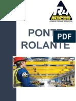 APOSTILA DE PONTE ROLANTE
