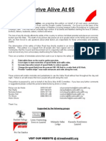 Petition - DAA65 - 02 -12-10