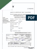 STD-0610 rev0_supportage