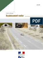Assainissement routier-CET