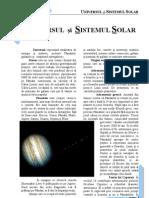 Universul  şi  Sistemul Solar - Copie