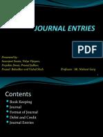 JOURNAL ENTRIES -- Group 1--- final