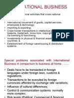 INTERNATIONAL BUSINESS1