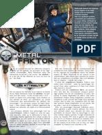 Metal Adventure - Metal Faktor