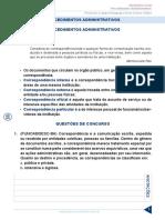 Resumo 322065 Elvis Correa Miranda 33113025 Arquivologia 2017 Aula 08 Procedimentos Administrativos (1)