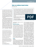 embolia amniótica - revisão 2009