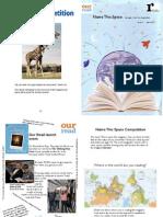 Get Into Reading YP Newsletter April 2011