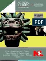 Agenda Cultural | Septiembre 2008