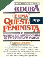 susie orbach - gordura e uma questao feminista