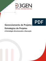Gestao Estrategica de Projetos