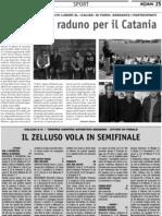 Articolo provini A.S.D. Soccer Panza - Catania Calcio