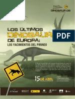 Los últimos dinosaurios de Europa