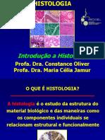 Introdução á Histologia2017