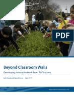 Beyond Classroom Walls