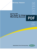 The Guide To Integrated Marketing Success