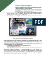Arquitecturas de Business Intelligence