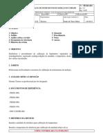 Pex01-001-07 - Calibração de Instrumentos de medição de umidade
