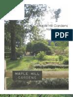 Maple Hill Gardens, Spring 2011