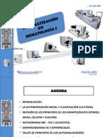 Automatización Hematología UNFV