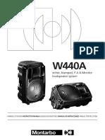 W440A Manual