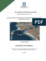 Programa Procedimento CLPQ_008-2021