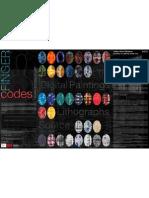 Finger Codes by Eleanor Gates-Stuart