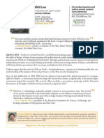 Wild Law Press Release