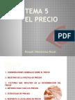 Tema 5-El Precio-Raquel Hi Nest Rosa Rosal