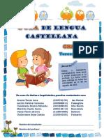 GUIAS DE CASTELLANO GRADO SEGUNDO- III PERIODO 2021
