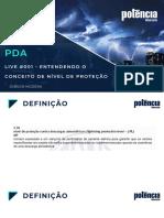 PDF LIVE NBR 5419 001 Entendendo o Conceito de Nivel de Protecao 1