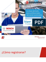 Gua SuperProfesionales Bosch